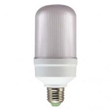 Λάμπα led 15W Ε27 2700Κ θερμό λευκό φως SL με πρισματικό κάλυμμα (compacta) prismatic στεγανή IP65 για φωτιστικά τύπου ΔΕΗ 1500lumen 170V έως 250V