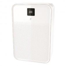 Αφυγραντήρας 90W λευκός κάλυψη έως 15m² με ιονιστή αυτόματο στέγνωμα ρούχων λειτουργεία ύπνου και δυνατότητα αφύγρανσης 0,5 λίτρα