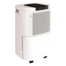 Αφυγραντήρας 200W λευκός led οθόνη κάλυψη έως 50m² με ροδάκια επιλογή ύγρανσης φίλτρο ιονισμού και δυνατότητα αφύγρανσης 10 λίτρα
