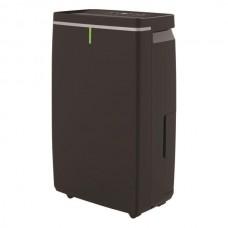 Αφυγραντήρας 240W μαύρος inox led οθόνη κάλυψη έως 80m² επιλογή ύγρανσης φίλτρο ιονισμού και ενεργού άνθρακα με δυνατότητα αφύγρανσης 16 λίτρα