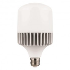 Λάμπα led 40W E27 ψυχρό λευκό φως 6500Κ Τ100 επαγγελματική με κάλυμμα 4000 lumen στεγανή IP65 180° 100V έως 277V
