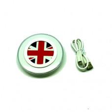 ΑΣΥΡΜΑΤΟΣ ΦΟΡΤΙΣΤΗΣ 1Α (WIRELESS CHARGER) UK FLAG WC11