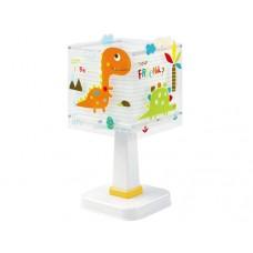 Φωτιστικό κομοδίνου γραφείου παιδικό σειρά Dinos (δεινοσαυράκια) E14