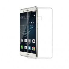 Θήκη HUAWEI P9 κινητού τηλεφώνου TPU σιλικόνης πολύ λεπτή 0.3mm χρώματος διάφανο