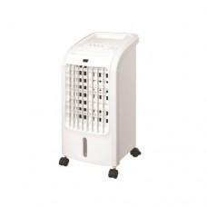 Air cooler σύστημα ψύξης δροσισμού 80W 5 λίτρα δοχείο κάλυψη εώς 10τμ με περιστρεφόμενες περσίδες και φίλτρο καθαρισμού αέρα