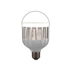 Λάμπα (λαμπτήρας) led εξουδετέρωσης εντόμων εώς 15τμ E27 5W ψυχρό λευκό φώς 450 lumens