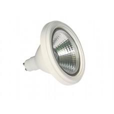ΛΑΜΠΑ LED AR111 15W (ΑΠΟΔΟΣΗ 120W) ΜΕ ΝΤΟΥΙ GU10 1350 lumens COB 240V 24° ΕΝΔΙΑΜΕΣΟ ΛΕΥΚΟ 4000Κ