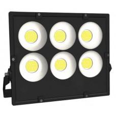 Προβολέας led 300W γηπέδων υψηλής φωτεινότητας ψυχρό λευκό φως 6000Κ smd slim 47cm x 40cm 33000lumens στεγανός αδιάβροχος IP65 180-265V AC