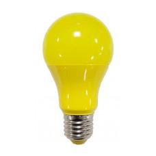 Λάμπα led εντόμων (εντομοαπωθητική) 7W κίτρινο φως E27 A60 κοινή τύπου αχλάδι 220V