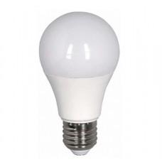 Λάμπα led 10W E27 χαμηλής τάσης 12V 24V 42V θερμό λευκό 3000Κ Α60 τύπου αχλάδι 806lumens