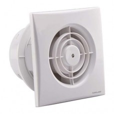 Εξαεριστήρας μπάνιου λουτρού (τουαλέτας) Φ10 12W ultra thin panel (λεπτό) λευκός με ροή αέρα 130m3/h και διαστάσεις 15cm x 15cm