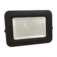 Προβολέας led 150W smd ενδιάμεσο λευκό φώς 4000Κ extra slim 39,6cm x 30,8cm τύπου tablet μαύρο σώμα αλουμινίου στεγανός αδιάβροχος IP65 14250lumens