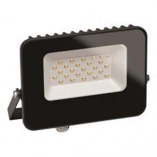 Προβολέας led 20W smd ενδιάμεσο λευκό 4200Κ με ανιχνευτή φωτοκύτταρο ημέρας νύχτας slim τύπου tablet αλουμινίου γραφίτης στεγανός αδιάβροχος IP65 1700lumens