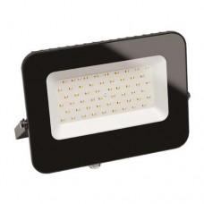 Προβολέας led 30W smd ενδιάμεσο λευκό 4200Κ με ανιχνευτή φωτοκύτταρο ημέρας νύχτας slim τύπου tablet αλουμινίου γραφίτης στεγανός αδιάβροχος IP65 2500lumens