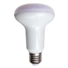 ΛΑΜΠΑ LED R80 10W (ΑΠΟΔΟΣΗ 100W) SMD ΚΑΘΡΕΠΤΟΥ (ΜΠΑΛΚΟΝΙΟΥ) Ε27 220-240V ΘΕΡΜΟ ΛΕΥΚΟ 2700Κ