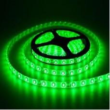 Led ταινία 16W 12V DC ύπερ υψηλής φωτεινότητας πράσινο φως αδιάβροχη στεγανή IP65 εύκαμπτη αυτοκόλλητη
