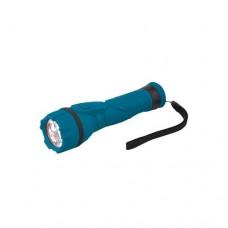 ΦΑΚΟΣ LED ΣΤΕΓΑΝΟΣ IP44 ΜΠΑΤΑΡΙΑΣ 2XAA 16cm ΜΠΛΕ 30lumens