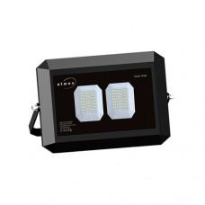 Προβολέας led smd 100w (100 watt) super slim τύπου taplet ψυχρό λευκό φως 6000Κ αλουμινίου στεγανός IP66 11000lumen