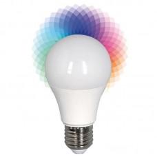 ΛΑΜΠΕΣ LED SMART BULB E27 (ΜΕΣΩ ΚΙΝΗΤΟΥ ΤΗΛΕΦΩΝΟΥ) RGB (ΠΟΛΛΑΠΛΑ ΧΡΩΜΑΤΑ)