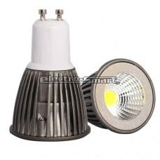 ΛΑΜΠΕΣ LED COB (ΥΨΗΛΟΤΕΡΗ ΦΩΤΕΙΝΟΤΗΤΑ) GU10 220-240V (ΘΕΡΜΟ-ΨΥΧΡΟ)