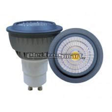 7W ΛΑΜΠΕΣ LED COB GU10 220-240V (ΘΕΡΜΟ-ΨΥΧΡΟ)