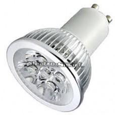 3W ΛΑΜΠΕΣ LED ΙΣΧΥΟΣ GU10  220-240V (ΘΕΡΜΟ-ΨΥΧΡΟ)