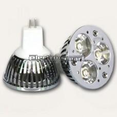 ΛΑΜΠΕΣ LED MR16 12V-240V (ΘΕΡΜΟ-ΨΥΧΡΟ-ΧΡΩΜΑΤΙΣΤΕΣ)