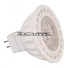 ΛΑΜΠΕΣ LED ΙΣΧΥΟΣ MR16 12V AC/DC (ΘΕΡΜΟ-ΨΥΧΡΟ)