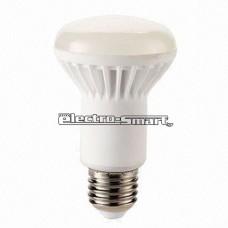 ΛΑΜΠΕΣ LED SMD ΚΑΘΡΕΠΤΟΥ (ΜΠΑΛΚΟΝΙΟΥ-ΜΕΣΑΙΑ) R63 E27 230V(ΘΕΡΜΟ-ΨΥΧΡΟ)