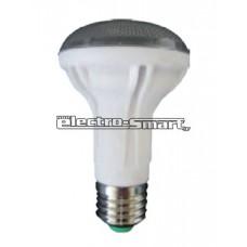 ΛΑΜΠΕΣ LED SMD ΚΑΘΡΕΠΤΟΥ (ΜΠΑΛΚΟΝΙΟΥ-ΜΕΓΑΛΗ) R80 E27 230V(ΘΕΡΜΟ-ΨΥΧΡΟ)